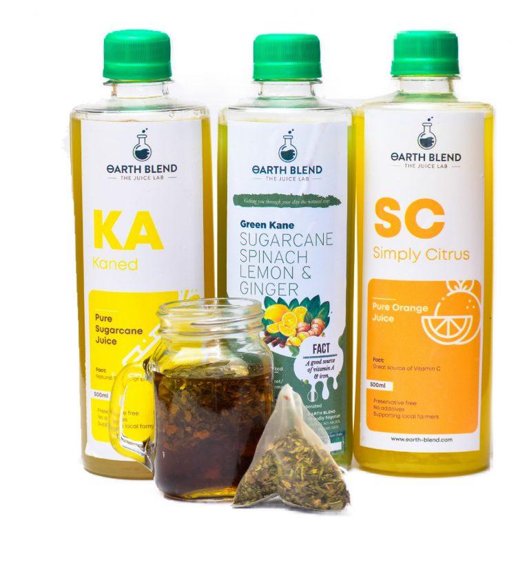 EB Alkaline Juice Cleanse