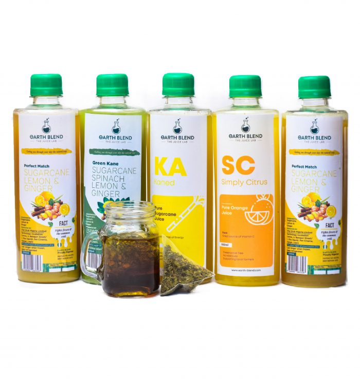 EB Juice Cleanse - Full Body Detox